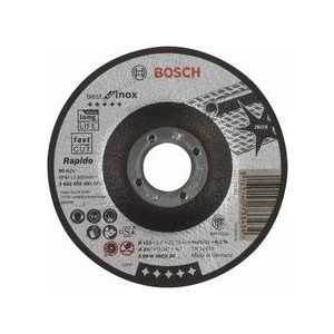Диск отрезной Bosch 115х22.2х1.0мм Best for Inox Rapido (2.608.603.491)