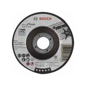Диск отрезной Bosch 115х22.2х1.5мм Best for Inox (2.608.603.495)