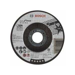 Диск отрезной Bosch 115х22.2х2.5мм Best for Inox (2.608.603.503)