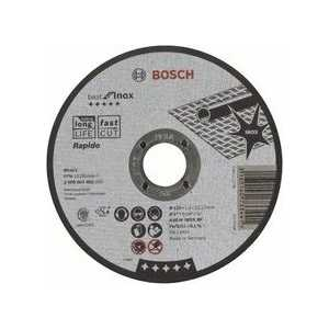 Диск отрезной Bosch 125х22.2х1.0мм Best for Inox Rapido (2.608.603.492)