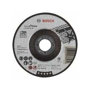 Диск отрезной Bosch 125х22.2х2.5мм Best for Inox (2.608.603.505)