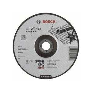 Диск отрезной Bosch 180х22.2х2.5мм Best for Inox (2.608.603.507)