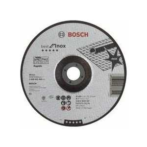 Диск отрезной Bosch 180х22.2х1.6мм Best for Inox Rapido (2.608.603.499)