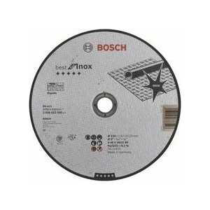 Диск отрезной Bosch 230х22.2х1.9мм Best for Inox Rapido (2.608.603.500)