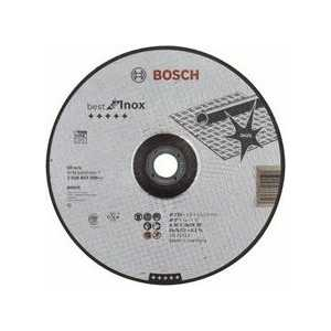Диск отрезной Bosch 230х22.2х2.5мм Best for Inox (2.608.603.509)
