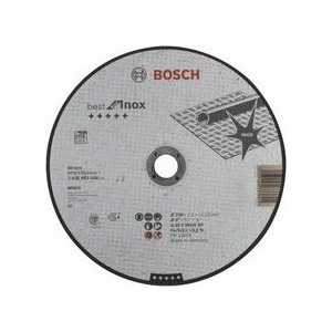 Диск отрезной Bosch 230х22.2х2.5мм Best for Inox (2.608.603.508)
