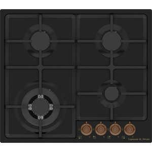 Газовая варочная панель Zigmund-Shtain GN 88.61 A кухонная мойка zigmund amp shtain kaskade 800 швейцарский шоколад