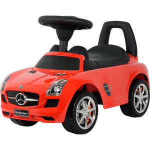 Каталка Amalfy ''Mercedes-Benz SLS AMG'' (красный) (Z332 RED)