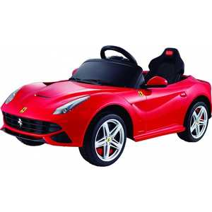 Электромобиль Rastar Ferrari F12 (красный) 81900 аксессуар чехол cg mobile ferrari f12 flip для iphone 6 red fef12flp6re