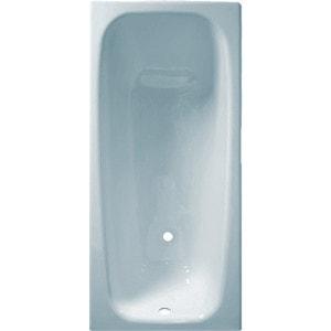 Чугунная ванна Универсал Классик 150х70 белая