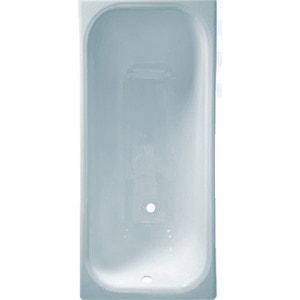 Чугунная ванна Универсал Ностальжи 150х70 белая