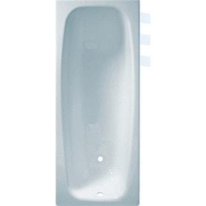Чугунная ванна Универсал Грация 170х70 белая