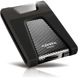 Внешний жесткий диск A-Data AHD650 black (AHD650-2TU3-CBK)
