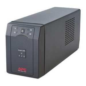 ИБП APC Smart-UPS 620VA/390W, 230V (SC620I)