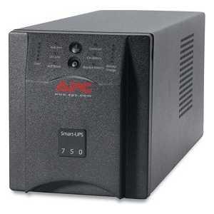 ИБП APC Smart-UPS 750VA/500W, 230V (SUA750I) ибп apc smart 750va smt750rmi2u