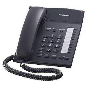 Проводной телефон Panasonic KX-TS2382RUB телефон ip panasonic kx nt553rub черный