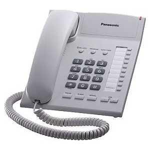 Проводной телефон Panasonic KX-TS2382RUW телефон проводной panasonic kx nt511aruw