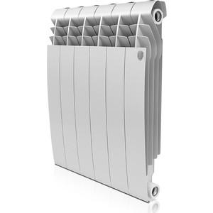Радиатор отопления ROYAL Thermo алюминиевый DreamLiner 500/6 секций