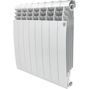 Радиатор отопления ROYAL Thermo алюминиевый DreamLiner 500/8 секций warma 500 85 8 секций