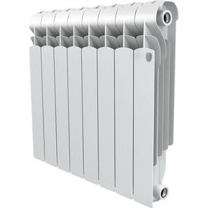 Радиатор отопления ROYAL Thermo алюминиевый Indigo 500/8 секций warma 500 85 8 секций