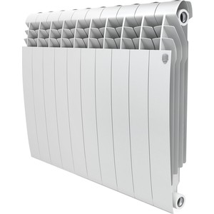 Радиатор отопления ROYAL Thermo биметаллический BiLiner 500 new секций/10 секций royal thermo vittoria 500 10 секций