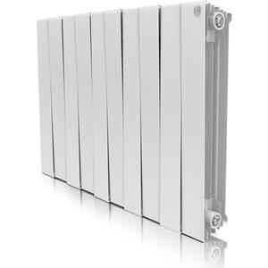 Радиатор отопления ROYAL Thermo биметаллический Piano Forte 500/Bianco Traffico/10 секций
