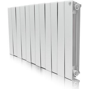 Радиатор отопления ROYAL Thermo биметаллический Piano Forte 500/Bianco Traffico/12 секций