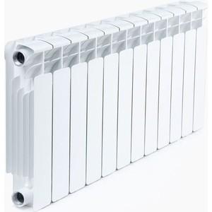 Радиатор отопления RIFAR Base 350 12 секций радиатор отопления алюминиевый halsen 350 80 12