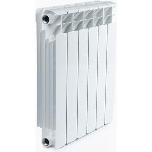 Радиатор отопления RIFAR Base 500 6 секций радиатор отопления rifar base 350 6 секций