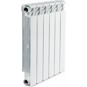 Радиатор отопления RIFAR ALP 500 6 секций  rifar alp 500 новый радиатор биметаллический 12 секций