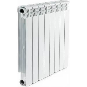 Радиатор отопления RIFAR ALP 500 8 секций  rifar alp 500 новый радиатор биметаллический 12 секций