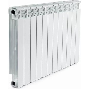 Радиатор отопления RIFAR ALP 500 12 секций радиатор отопления global алюминиевые vox r 500 12 секций