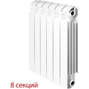 Радиатор отопления Global алюминиевые VOX - R 500 (8 секций) радиатор отопления global алюминиевые vox r 500 12 секций