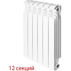 Радиатор отопления Global алюминиевые ISEO - 500 (12 секций) радиатор отопления global алюминиевые vox r 500 12 секций