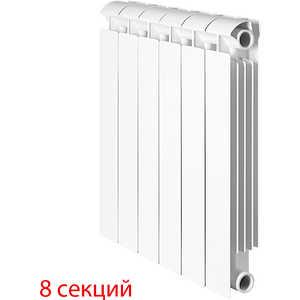 Радиатор отопления Global биметаллические STYLE EXTRA 350 (8 секций)
