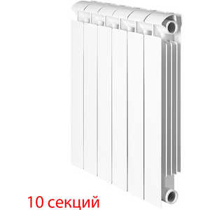 Радиатор отопления Global биметаллические STYLE EXTRA 350 (10 секций) цена