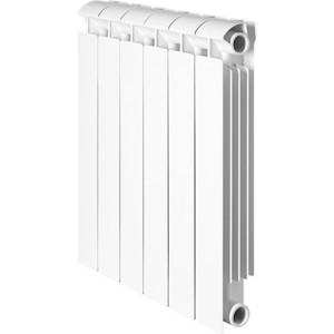Радиатор отопления Global биметаллические STYLE EXTRA 500 (6 секций) радиатор отопления global алюминиевые vox r 500 12 секций