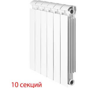Радиатор отопления Global биметаллические STYLE EXTRA 500 (10 секций) global global adv workbook