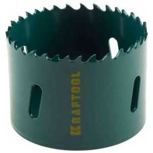 Коронка пильная Kraftool 64мм Expert (29521-064) наушники защитные kraftool складное оголовье expert 11362