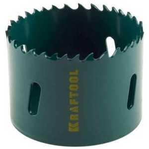 Коронка пильная Kraftool 70мм Expert (29521-070) очки защитные kraftool expert 11007