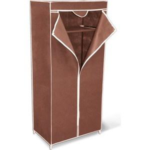 Вешалка-гардероб с чехлом Sheffilton SHT-WR2012 бордовый