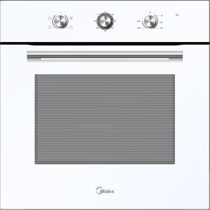 Электрический духовой шкаф Midea 65CME10004 White  midea abwm610s7 white