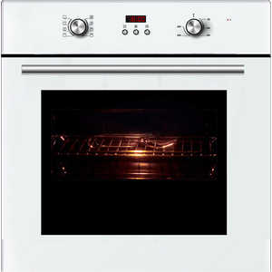 Электрический духовой шкаф Midea 65DEE30004 White встраиваемый духовой шкаф midea emr902gb iv бежевый