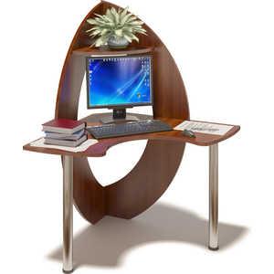 Стол компьютерный СОКОЛ КСТ-101 Испанский орех