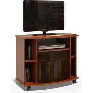 Тумба под телевизор СОКОЛ ТВ-1 испанский орех музыкальный телевизор letv ls043nn1 40 43 дюйма тв стойка тв стойка телевизор фиксированная стойка подставка для телевизора