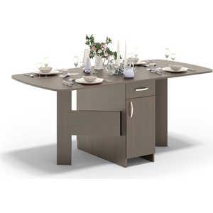 Стол раскладной СОКОЛ СП-09.1 венге стол раскладной стамбул по 1160 1475 x700мм венге