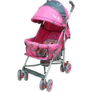 Фото - Коляска-трость прогулочная Shenma Balu (розовый) 632 S-422 коляска прогулочная everflo safari grey e 230 luxe