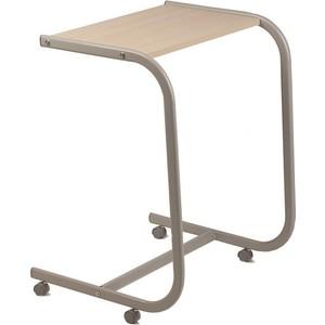 Стол многофункциональный Вентал Арт Практик-1 беленый дуб маленький круглый стеклянный стол на кухню кубика шанхай к стекло темно коричневое беленый дуб