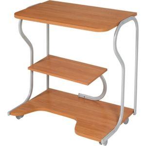 Стол компьютерный Вентал Арт Практик-4 вишня стол складной вишня