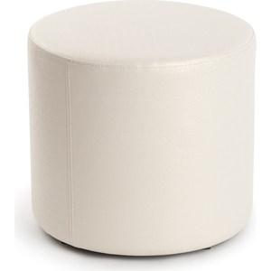 Пуф Вентал Арт ПФ-5 (круглый) белый